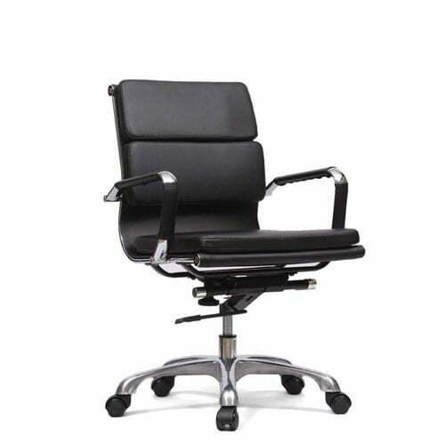 Plush mb chair