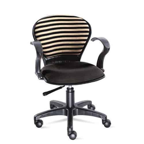 Century Low Back Chair