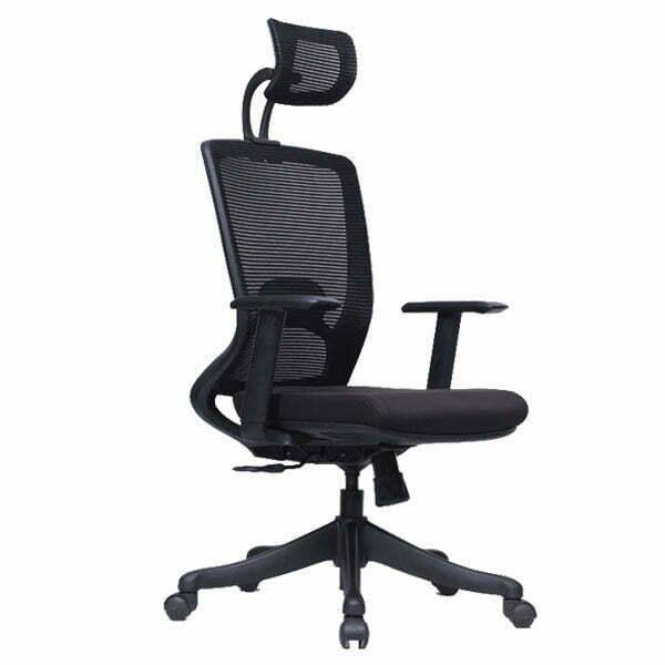 Dwarf High Back Chair