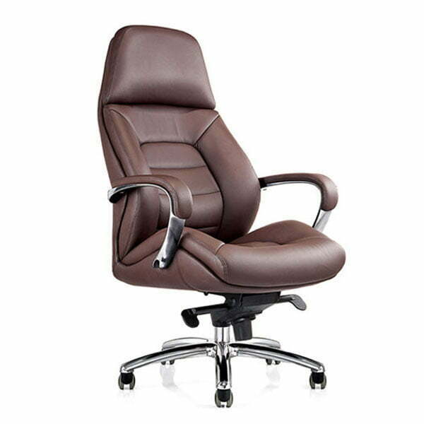emperor high back chair