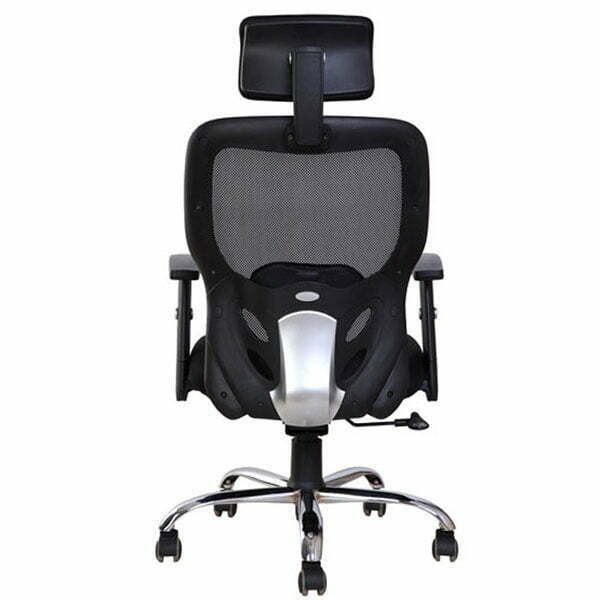 eon with headrest chair