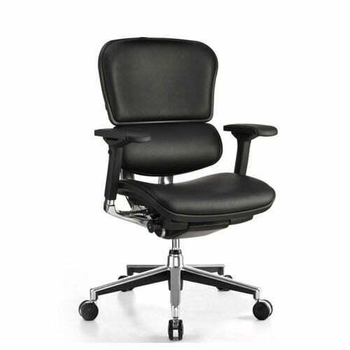 ergohuman full leather mb chair