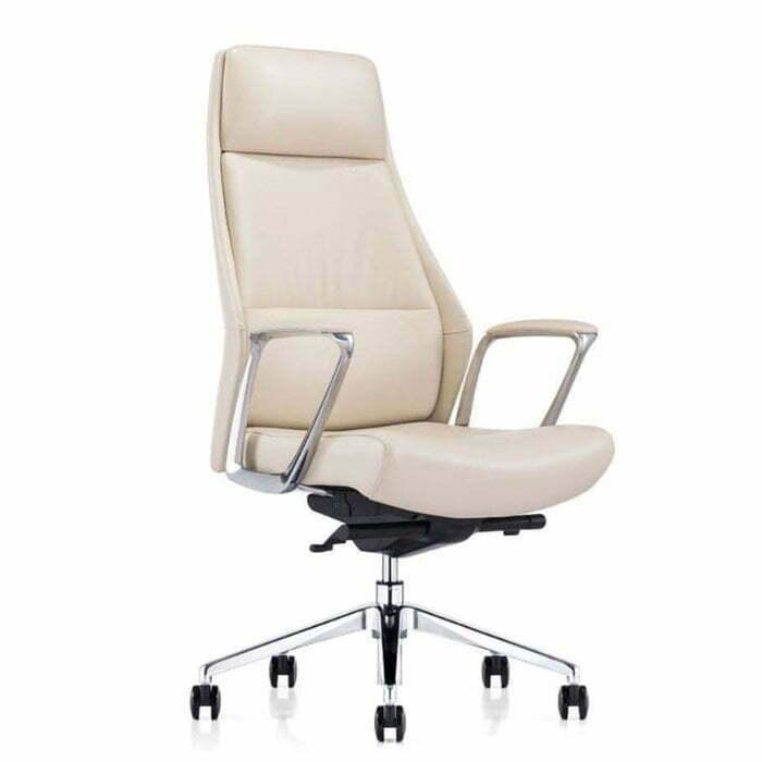 glammy hb chair cream