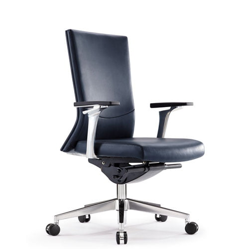 gleam low back chair