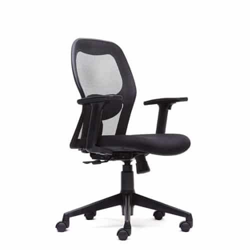 oscar medium back chair