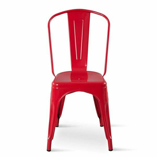 ruby cafeteria chair