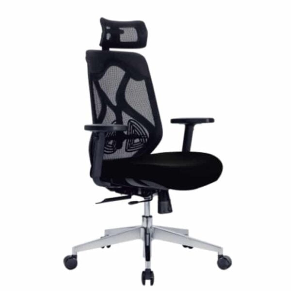 zoner black chair
