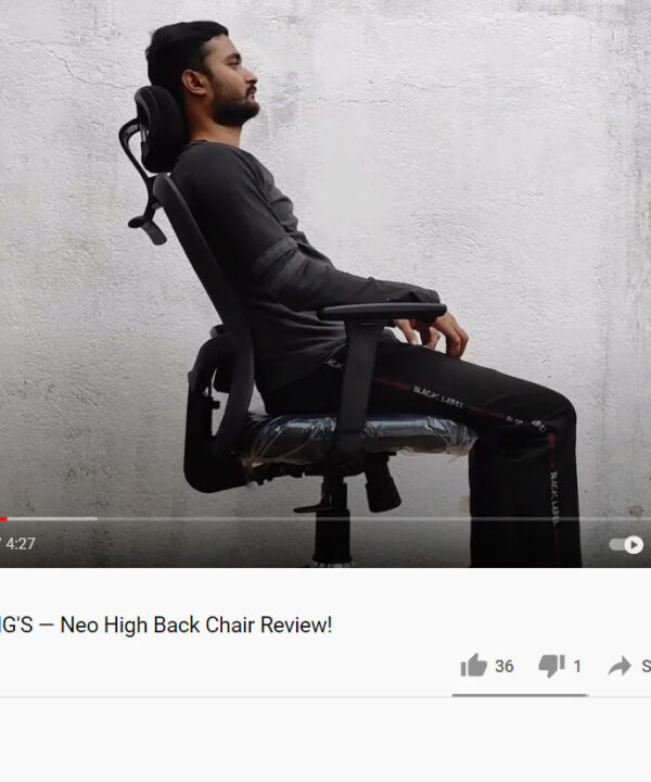 siddharth giri neo chair